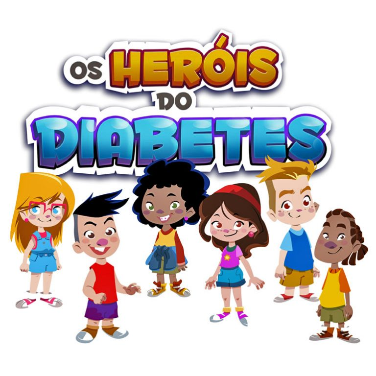 Jogo educativo - Os heróis do diabetes
